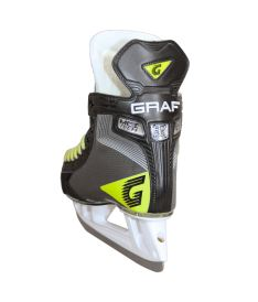 GRAF SKATES ULTRA 7035 black edge - D