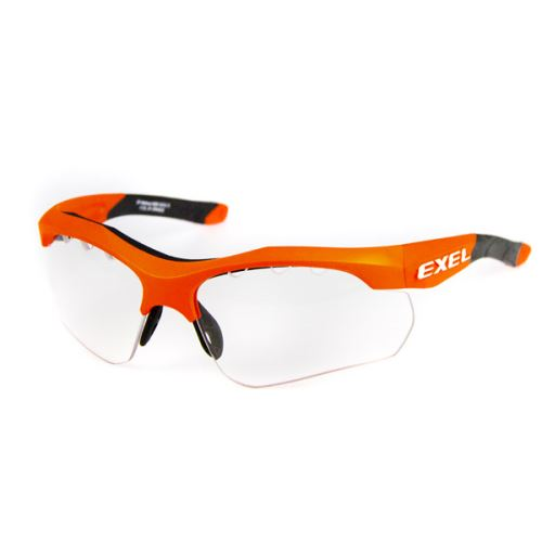 EXEL X100 EYE GUARD junior orange