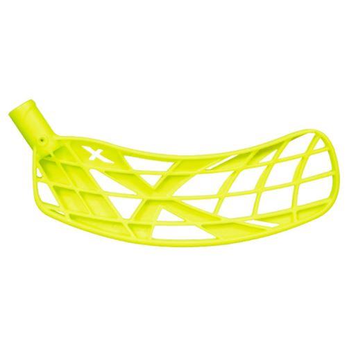 Florbalová čepel EXEL X SB neon yellow