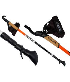 EXEL NORDIC PRO Adj. / World Cup orange/black