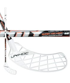 UNIHOC STICK UNITY STL 26 white/black 104cm