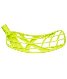 Florbalová čepel EXEL X MB neon yellow L