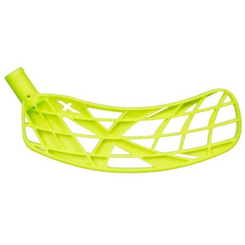 Florbalová čepel EXEL X MB neon yellow