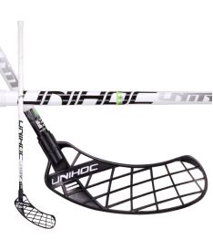 UNIHOC STICK Unity Feather Light 26 white 104cm