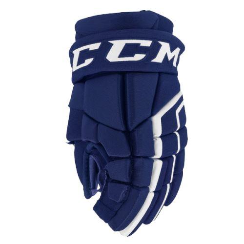 Hokejové rukavice CCM 26K navy/white senior - 14