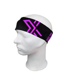 OXDOG BRIGHT HEADBAND Black/Pink