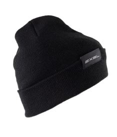 EXEL TEAM BEANIE ESSENTIALS BLACK