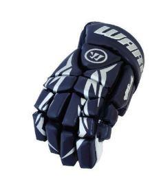 """Hokejové rukavice WARRIOR BENTLEY navy junior - 12"""""""