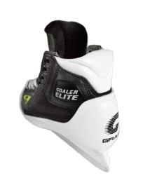 GRAF SKATES GOALER ELITE black junior - D 3** - Brusle
