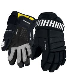 Hokejové rukavice WARRIOR ALPHA QX3 black senior - 14""