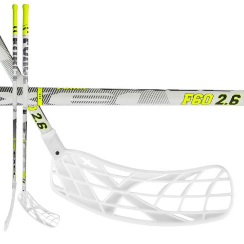 EXEL F60 WHITE 2.6 101 OVAL MB