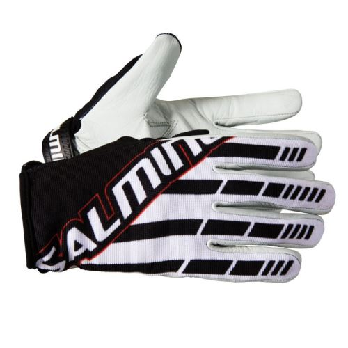 SALMING Atilla Goalie Gloves White/Black XL