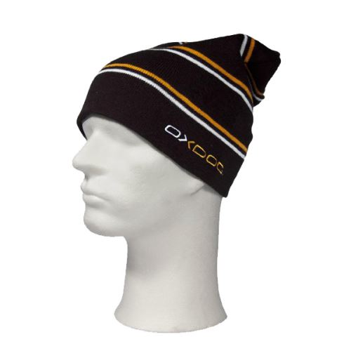 Čepice OXDOG JOY WINTER HAT black/orange/white
