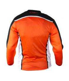 EXEL S60 GOALIE JERSEY junior orange/black