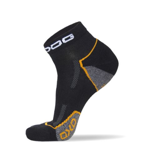Sportovní ponožky OXDOG VEGA-2 SHORT SOCKS black