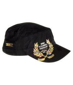 EXEL WFC LOGO ARMY CAP black - Kšiltovky a čepice