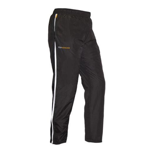 PRECISION GOALIE PANTS black/yellow M - Brankářské kalhoty