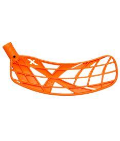 Florbalová čepel EXEL X MB neon orange R