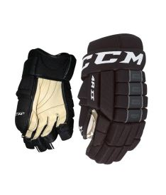 Hokejové rukavice CCM 4R III black junior
