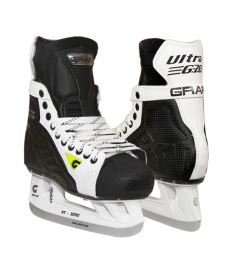 GRAF SKATES ULTRA G-70 black/white junior - D