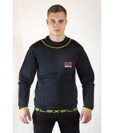 EXEL ELITE PROTECTION SHIRT Black XL - Chrániče a vesty