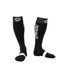 UNIHOC SOCK BADGE black