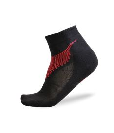 FREEZ ANCLE SPORT SOCKS black