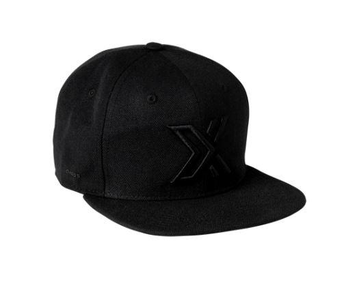 OXDOG X FLAT CAP BLACK