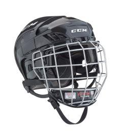 Hokejová helma CCM FITLITE 40 Combo SR black