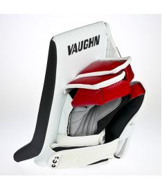 VAUGHN BLOCKER VENTUS LT90 white/black/red senior - REG - Vyrážečky