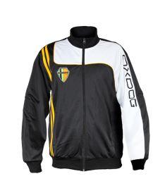 Sportovní bunda OXDOG REVENGER JACKET black/white 152