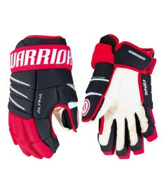 WARRIOR HG ALPHA QX4 black/red/white senior - 14""
