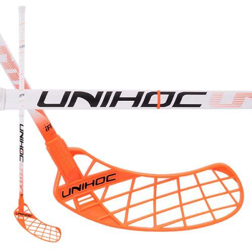 UNIHOC STICK Unity Feather Composite 28 white 100 cm