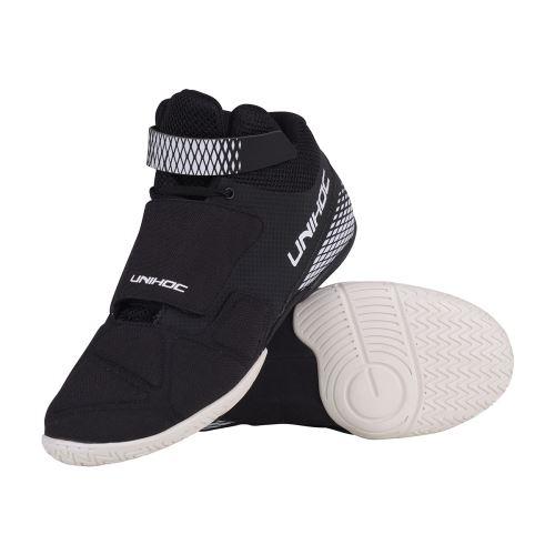 UNIHOC Shoe U4 Goalie black US4.5 /UK3.5 / EUR36 - Obuv
