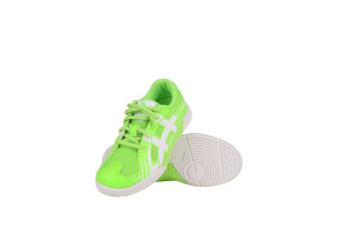 UNIHOC Shoe U3 Junior Unisex neon green US3/UK2/EUR34 - Obuv