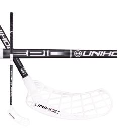 UNIHOC STICK Epic Oval Light 26 black 104cm