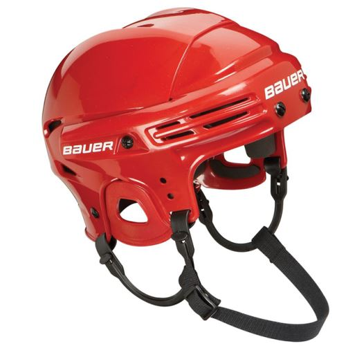 BAUER HELMET 2100 red senior - Helmy