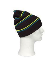 Čepice OXDOG JOY WINTER HAT black/turquoise/yellow