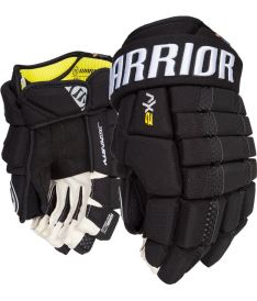 "Hokejové rukavice WARRIOR DYNASTY AX2 black - 14"""