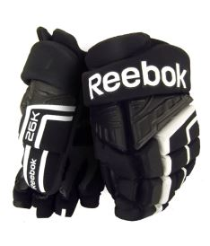 Hokejové rukavice REEBOK 26K black/white senior - 13