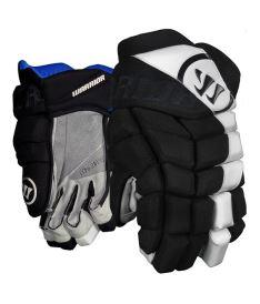 "Hokejové rukavice WARRIOR KONCEPT black/white/grey senior - 13"""