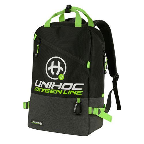 UNIHOC BACKPACK Oxygen line black 20 L
