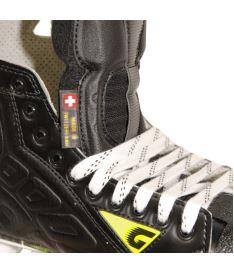 GRAF SKATES ULTRA G-70 all black - D 12 - Brusle - komplety