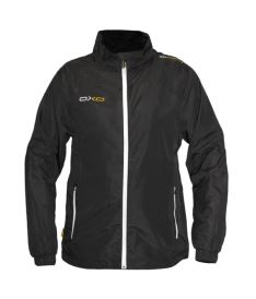 Sportovní bunda OXDOG ACE WINDBREAKER JACKET junior black