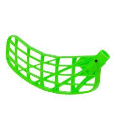 Florbalová čepel EXEL VISION SB neon green