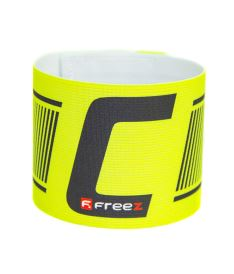 FREEZ CAPTAIN'S BAND neon yellow