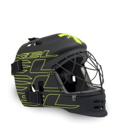 EXEL G2 HELMET junior black/yellow
