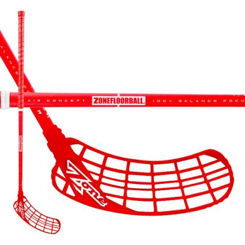 ZONE STICK ZUPER AIR 31 red 87cm