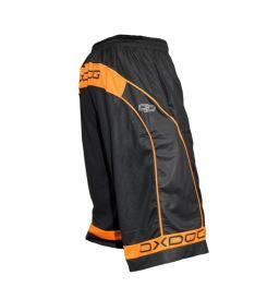 Sportovní kraťasy OXDOG RACE LONG SHORTS senior black/orange