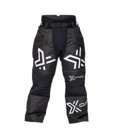 OXDOG XGUARD GOALIE PANTS black/white